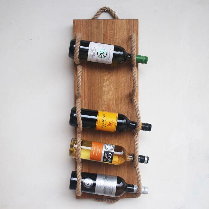 Купить стеллаж для вина (арт. П002)