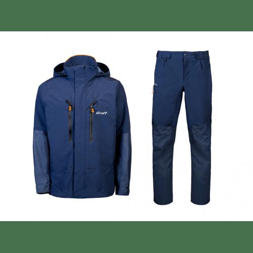 Купить Костюм рыболовный (606-В/706-В, синий)