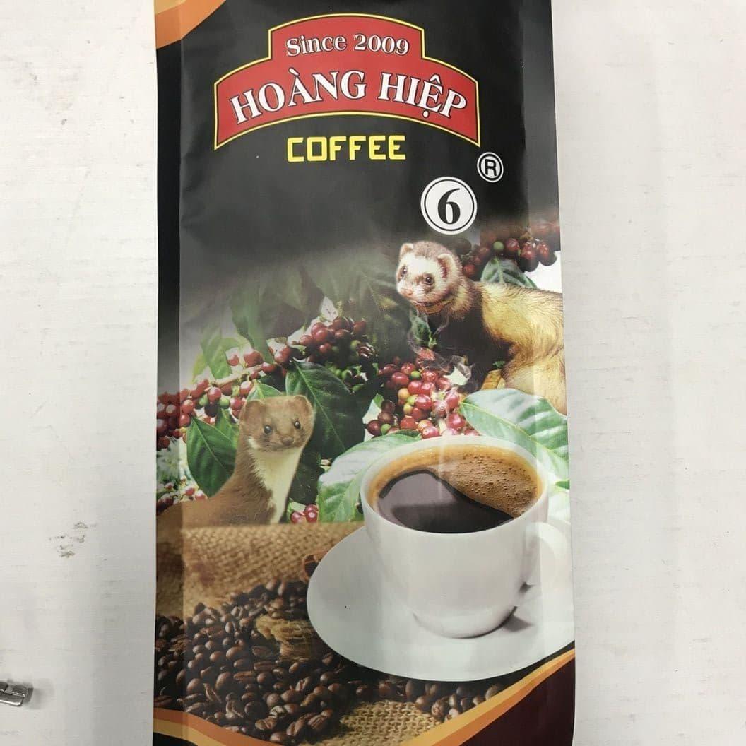 Купить Вьетнамский ферментированный кофе в зернах, 500гр., Hoang Hiep, Вьетнам