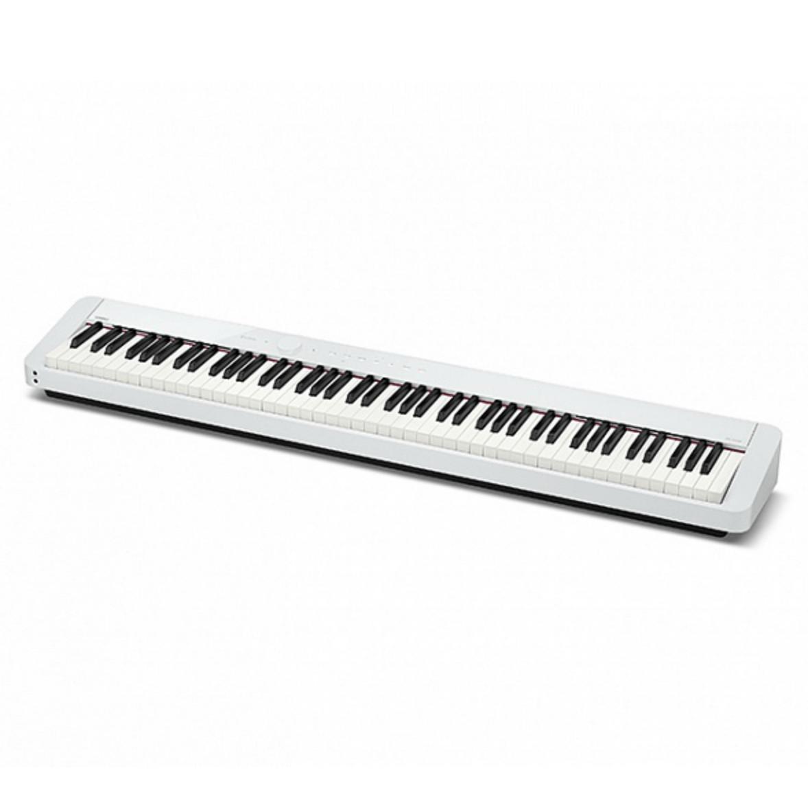 Купить Casio Privia PX-S1000WE Цифровое фортепиано, цвет белый глянцевый