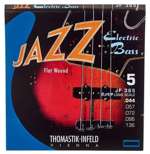 Купить Thomastik JF365 Jazz Flat Wound