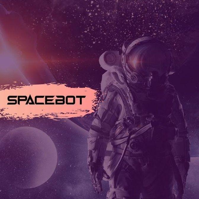 Купить SpaceBot - мобильный криптокошелек со стекингом