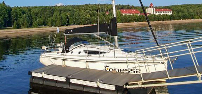 Яхта Одесса
