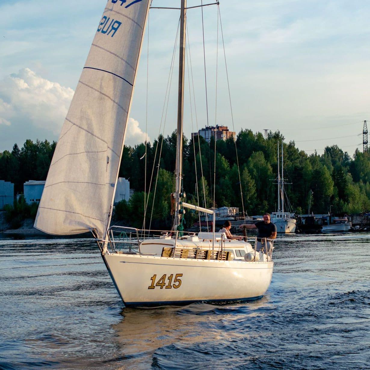 Забронировать яхту Афродита   Пермь