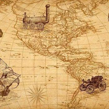 Карта калининской базы