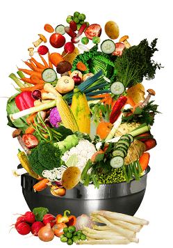 Овощи и фрукты на калининской овощебазе