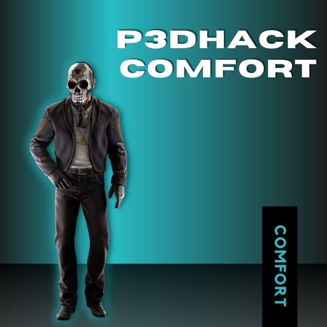 P3DHack Comfort