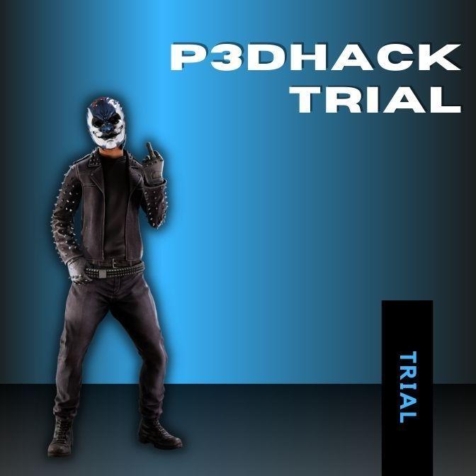 P3DHack Trial