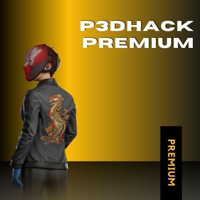 P3DHack Premium